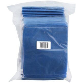 Cubrebocas de lujo Damaco bolsa con 150 piezas.