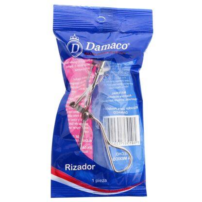 Rizador para pestañas Damaco en empaque