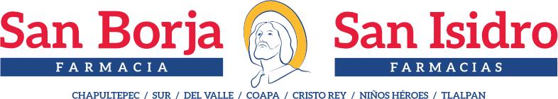 Logotipo Farmacias San Borja San Isidro